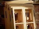 Holzfenster spachteln