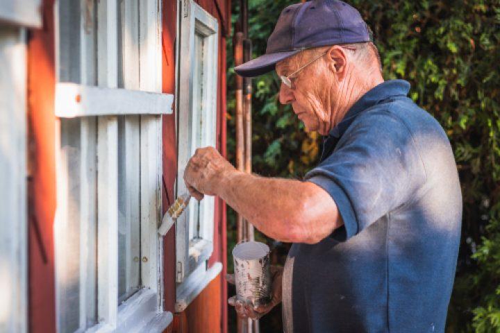 Holzfenster lackieren wie oft