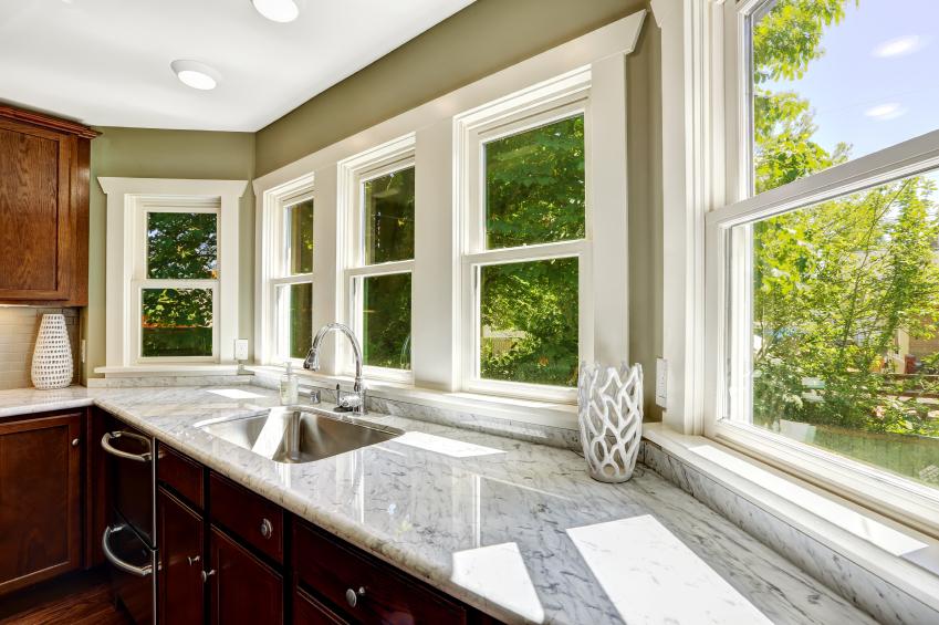 Holzfenster verkleiden die vorteile im berblick - Fensterrahmen innen streichen ...