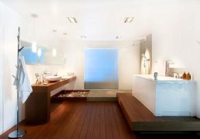 holzfliesen f r das bad worauf sie achten sollten und. Black Bedroom Furniture Sets. Home Design Ideas