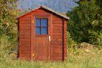 Holzhütte bauen