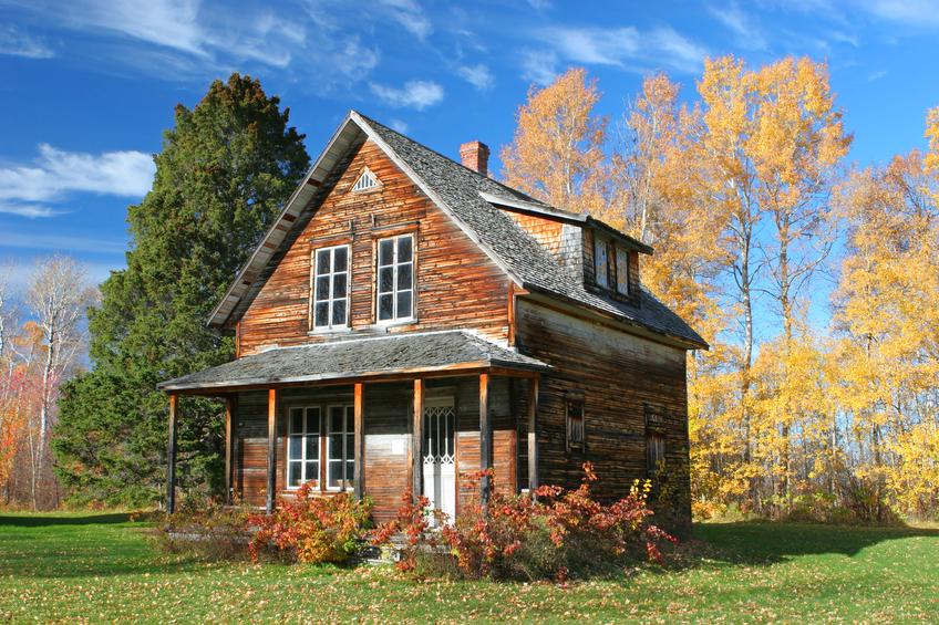 Holzhause mit welcher lebensdauer ist zu rechnen for Einfaches holzhaus bauen