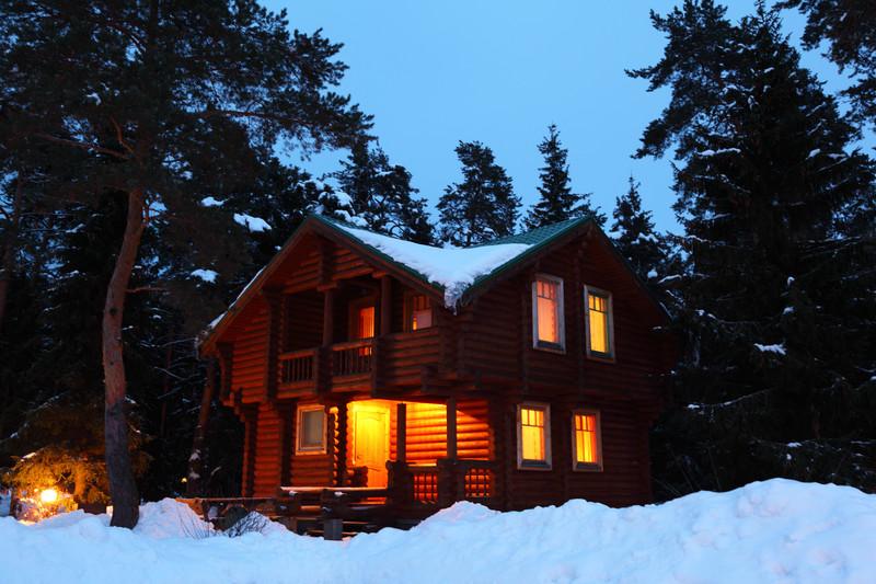 Ein Holzhaus Richtig Streichen So Konnen Sie Vorgehen