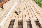 Holzterrasse verlegen