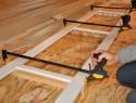 Einen Holzrahmen bauen