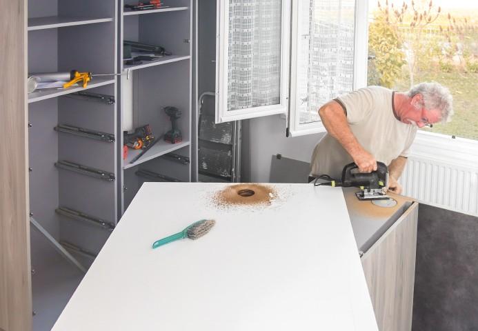 Einfache Holzregale holzregal bauen » anleitung in 3 schritten
