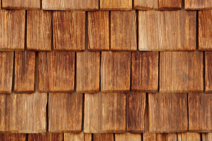 Kauf von Holzschindeln