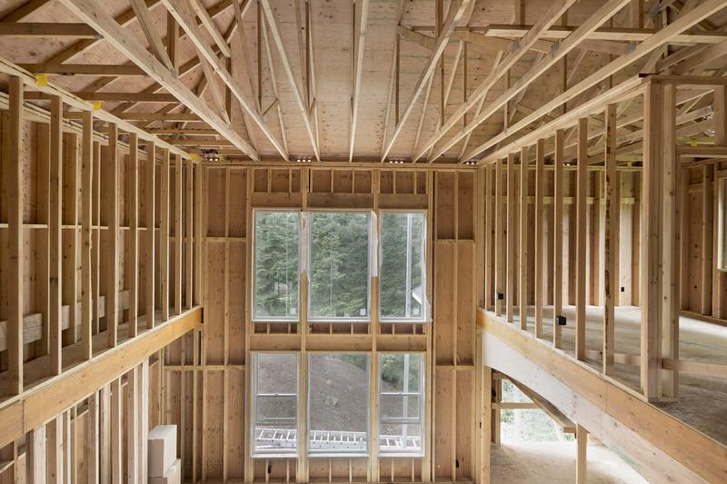 Holzständerbauweise-Details