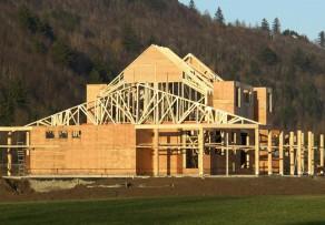 Holzständerbauweise-Haltbarkeit