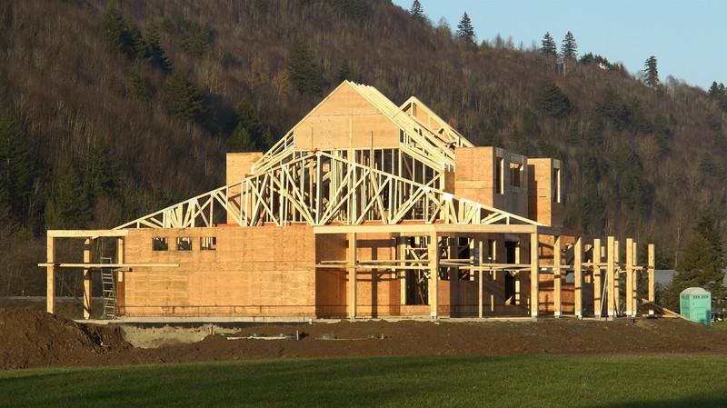 Holzstanderbauweise Haltbarkeit So Lange Halt Das Haus