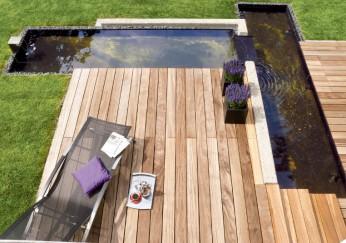 holzterrasse unterbau selber bauen 4 schritt anleitung. Black Bedroom Furniture Sets. Home Design Ideas
