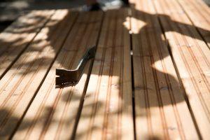 Holzterrassen selber bauen