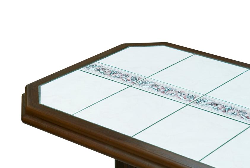 Holztisch Fliesen Anleitung In 3 Schritten