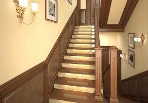 Holztreppe lasieren oder lackieren