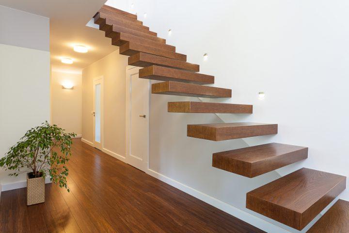 Holztreppe modernisieren