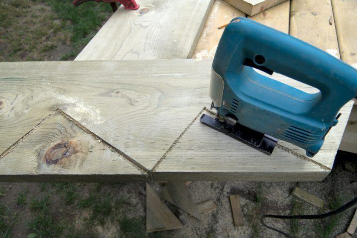 Holztreppen selber bauen