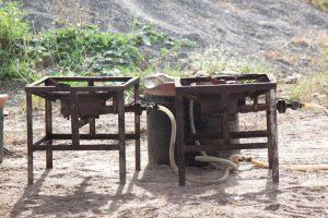 Holzvergaser Eigenbau