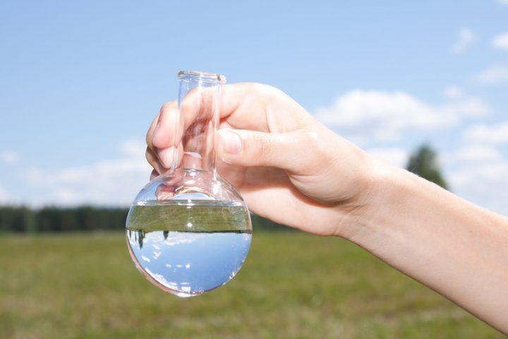 Hormone im Trinkwasser