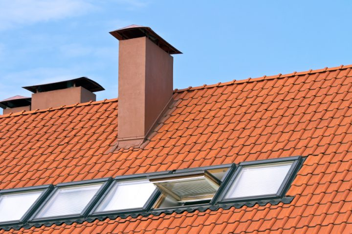 Jalousien Dachfenster