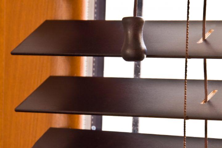 Jalousien Material Qualitätsmerkmale