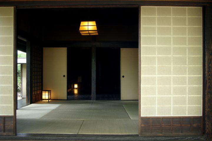 Japanische Schiebetür selber bauen
