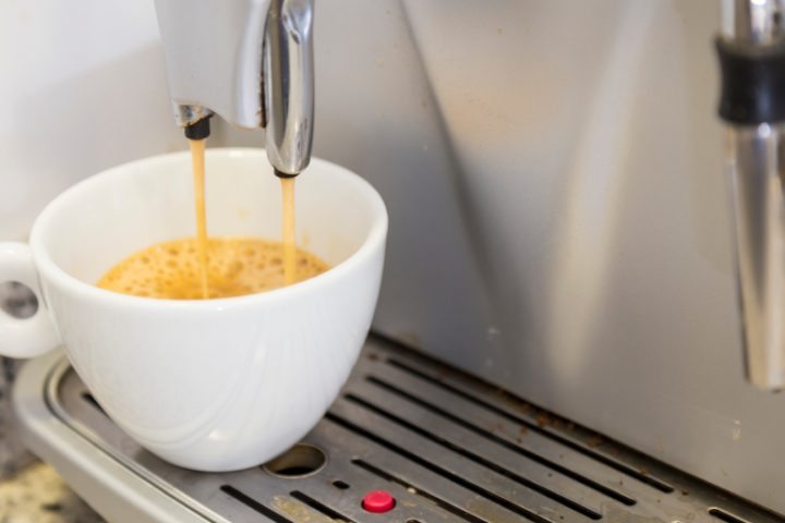 Jura Kaffeevollautomaten reinigen