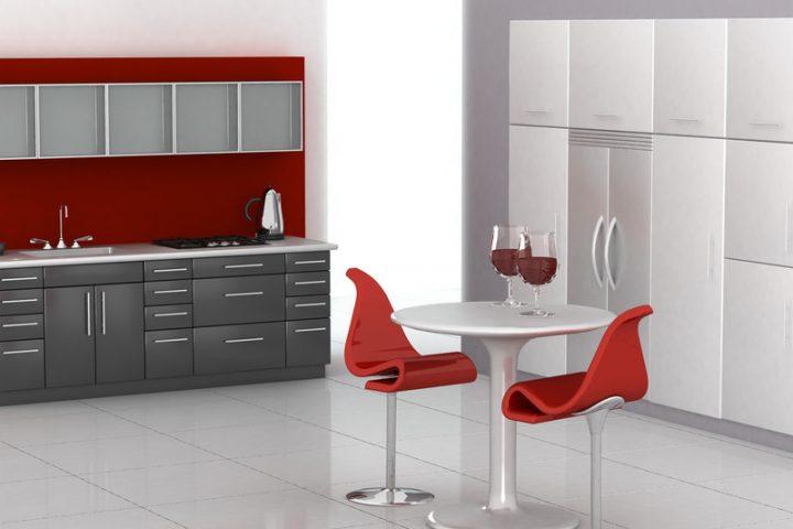 In Welcher Farbe Streicht Man Die Küche? Amazing Design