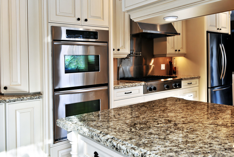 Eine Küchenarbeitsplatte aus Granit sollte ihren Preis haben
