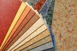 Küchenboden Linoleum