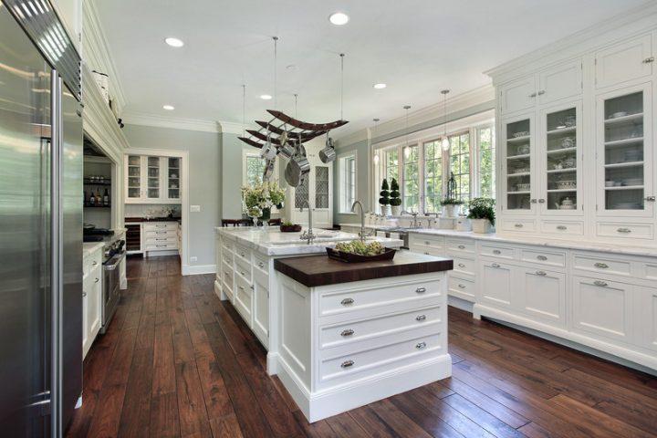 Küchenschränke  Küchenschränke streichen » Anleitung in 3 Schritten mit vielen Tipps