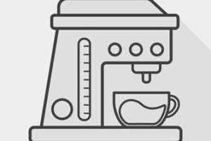 Kaffeemaschine tropft