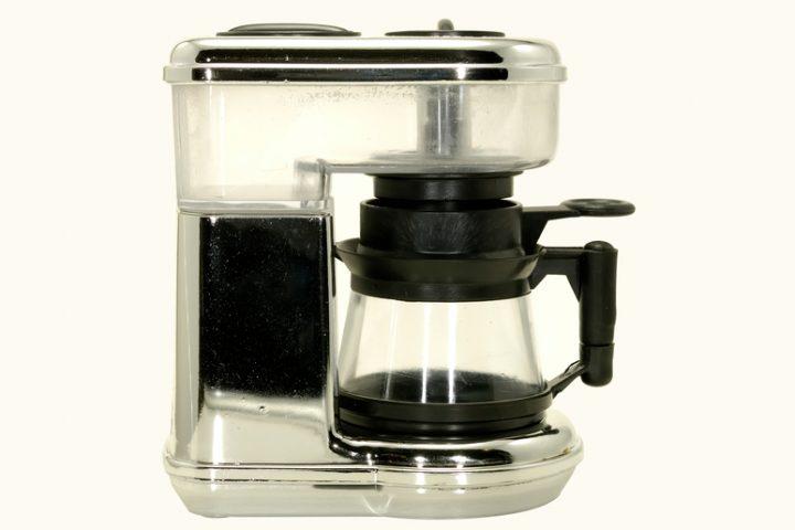 Kaffeemaschine verkalkt Zitronensäure
