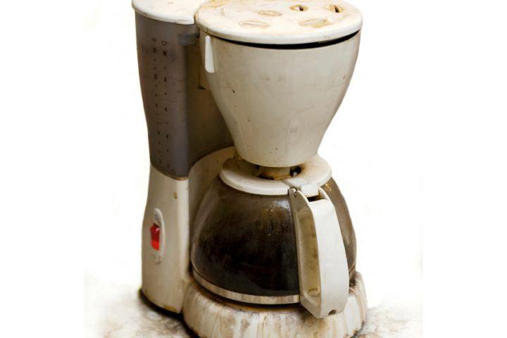Kaffeemaschine Reinigung