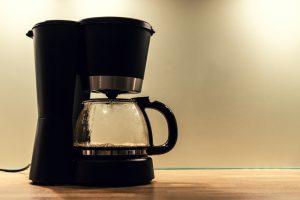Kaffeemaschine vergessen auszumachen
