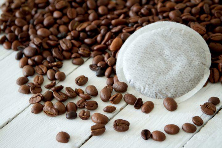 Kaffeepads herstellen