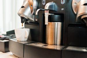 Kaffeevollautomat abschreiben