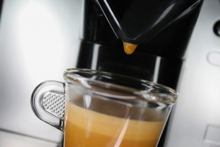 Kaffeevollautomat wenig Lärm
