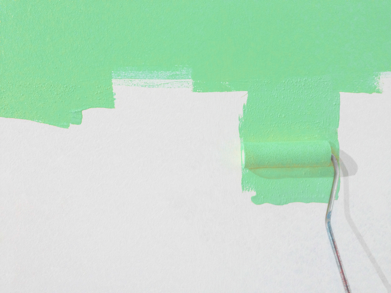 kalkfarbe auf dispersionsfarbe geht das