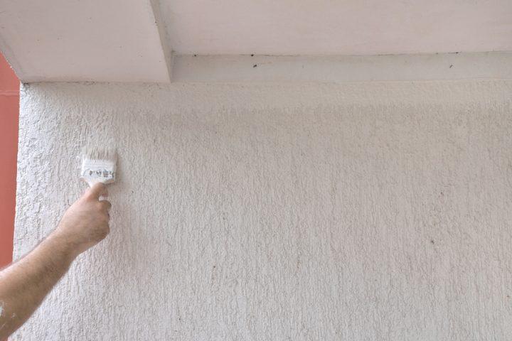 Top Kalkfarbe im Außenbereich anwenden » Das sollten Sie wissen VL55