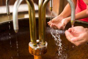 Kalkfreies Wasser herstellen