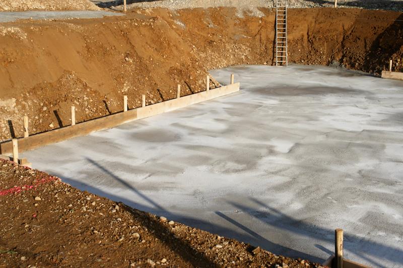 Aufbau der Bodenplatte ohne Keller » Infos und Tipps