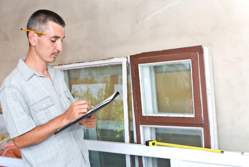 Die Maße von Kellerfenstern