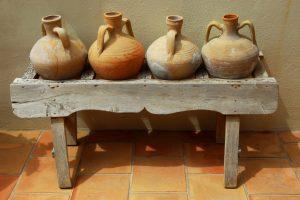 Keramik Terrassenplatten verlegen
