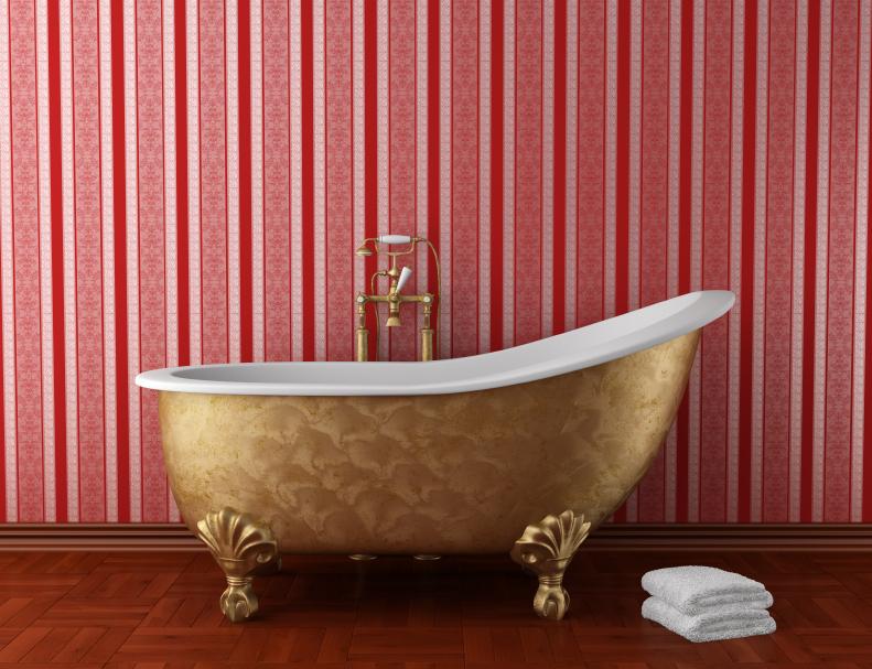 badewanne aus keramik lackieren anleitung in 6 schritten. Black Bedroom Furniture Sets. Home Design Ideas
