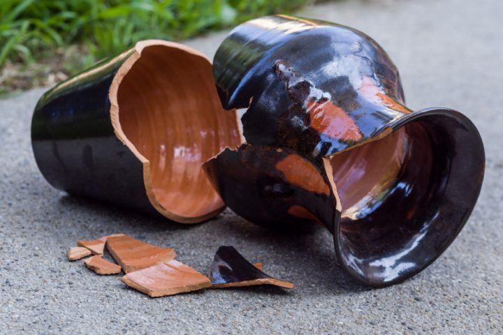Keramik reparieren