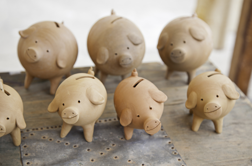 Keramik selber machen » Anleitung zum Gießen