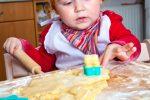 Kinderküche Holz selber bauen