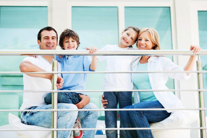 Kindersicherung Balkon