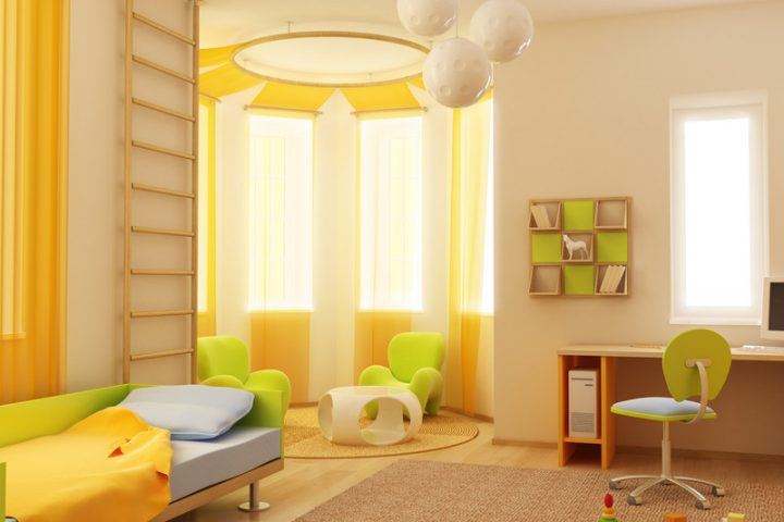 Kinderzimmer streichen » Anleitung für ein tolles Ergebnis