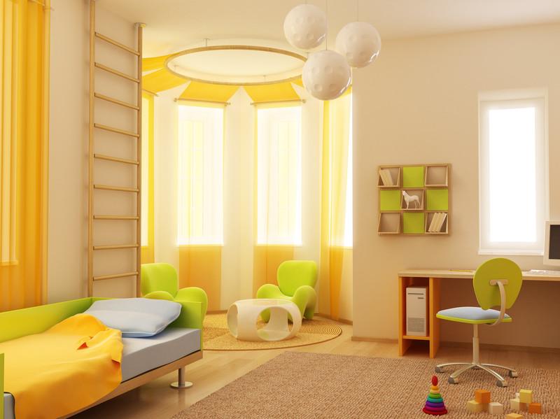 Kinderzimmer streichen Kinderzimmer streichen » Anleitung für ein tolles Ergebnis